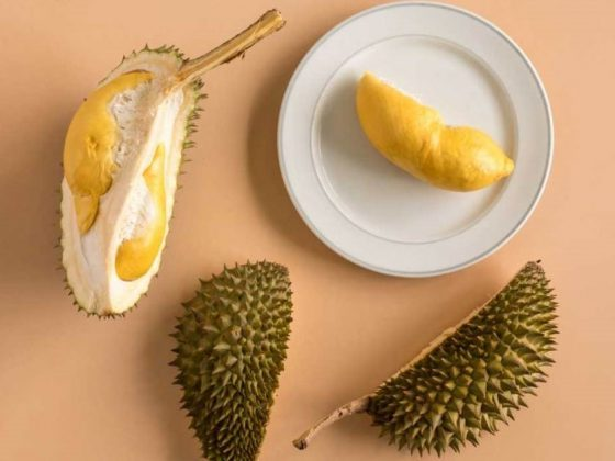 Black And Gold Durian - Direct Durian (2)